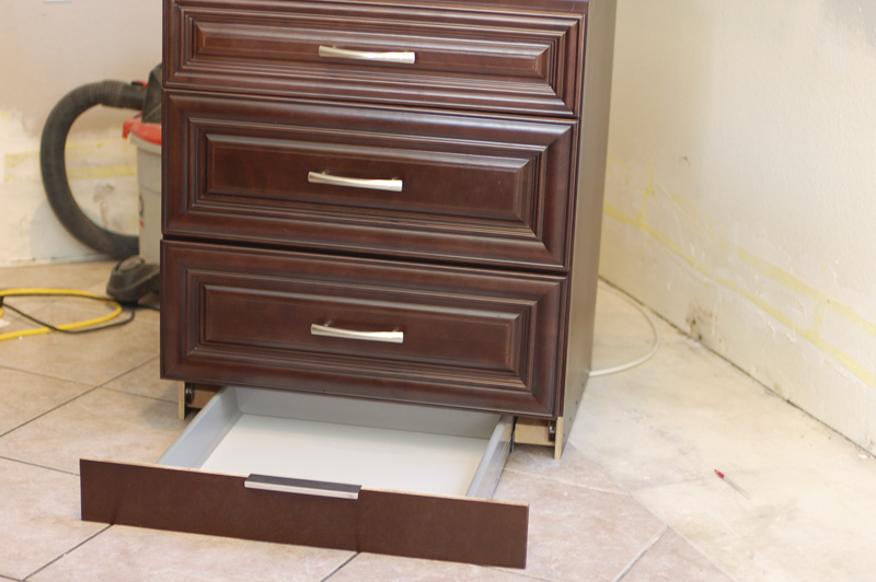 Kitchen Drawer Divider Bar