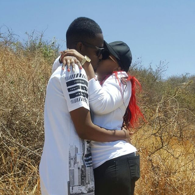 New Couple In Town: Artists Snura Mushi And Ben Paul Are Officially