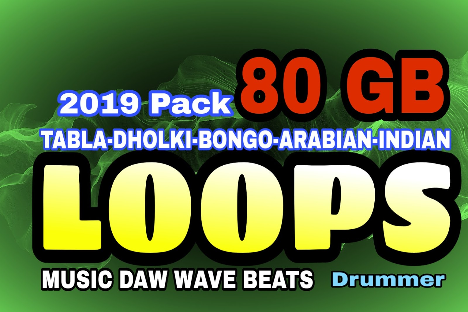 WAVE LOOPS BEATS ( 100 GB ) - ALL PROFFESSIONAL COLLECTION