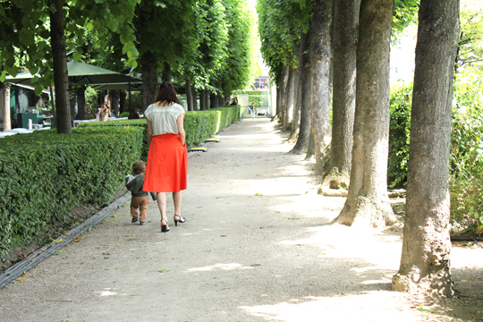 rodin gardens paris