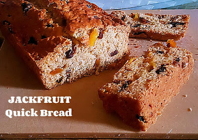 Jackfruit Quick Bread Recipe @ treatntrick.blogspot.com