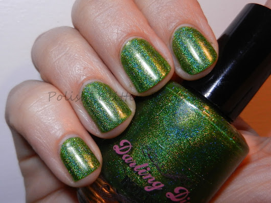 Polish. Glitter. Rock & Roll!: Darling Diva Polish Landslide