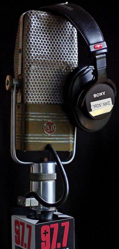 97432afc Media Confidential: R.I.P.: Buffalo Radio Personality 'Iron Mike' Benson
