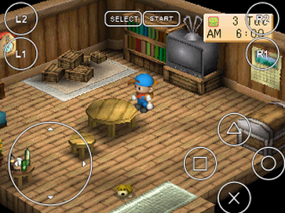 Download Harvest Moon: Back to Nature di Android screenshot