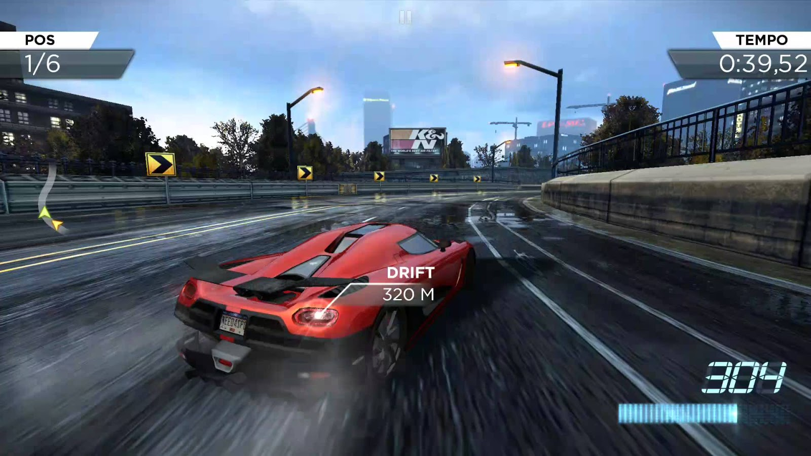 download game need for speed most wanted mod apk for android