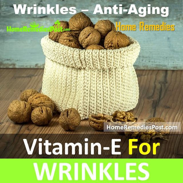 Vitamin E For Wrinkles, How To Get Rid Of Wrinkles, Home Remedies For Wrinkles, anti-aging, How To Use Vitamin E For Wrinkles, Overnight Wrinkles Treatment, Is Vitamin E Good For Wrinkles, Face Wrinkles, Neck Wrinkles, under eye Wrinkles, Wrinkles Treatment