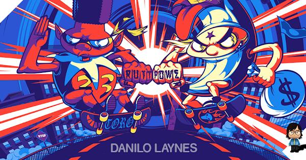 Danilo Laynes: Ilustrador peruano que debes conocer