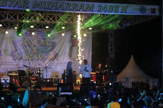 Wow..Peringatan Tahun Baru Islam Tingkat Kota Depok Meriah