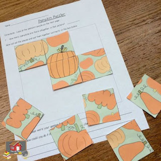 Want your FREE Pumpkin Puzzler Activity?