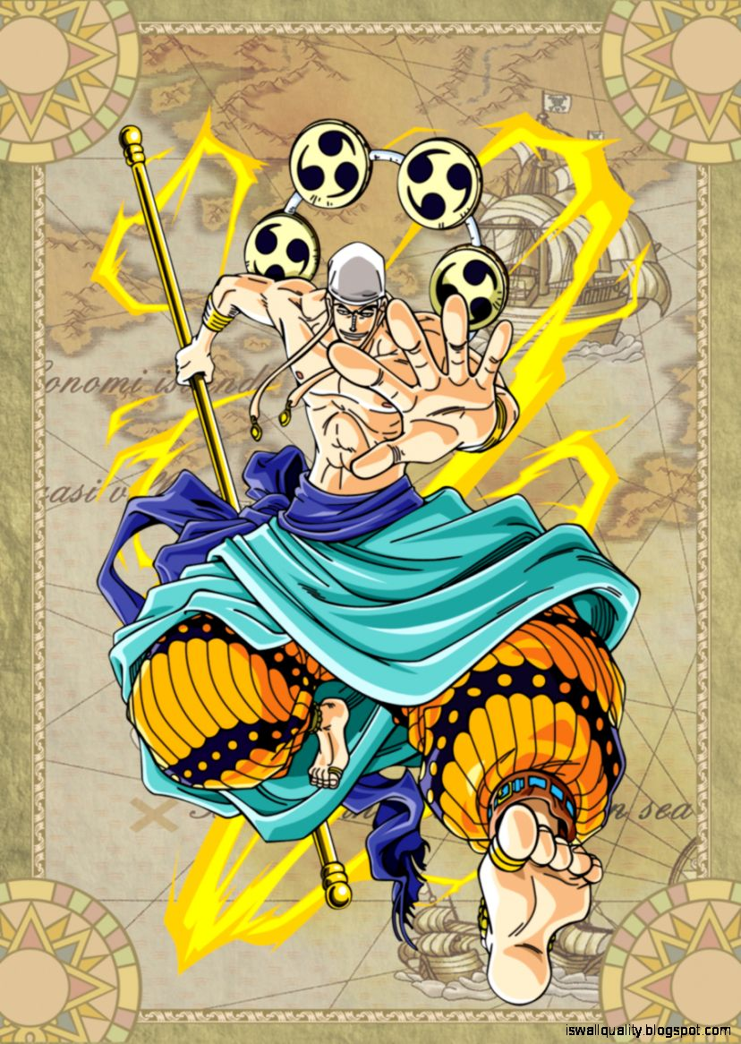 Eneru One Piece Wallpaper | Wallpapers Quality