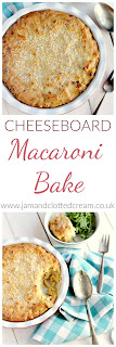 Cheeseboard Pasta Bake