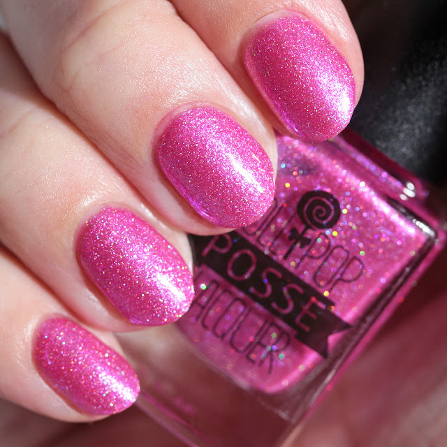 Lollipop Posse Lacquer Born and Raised
