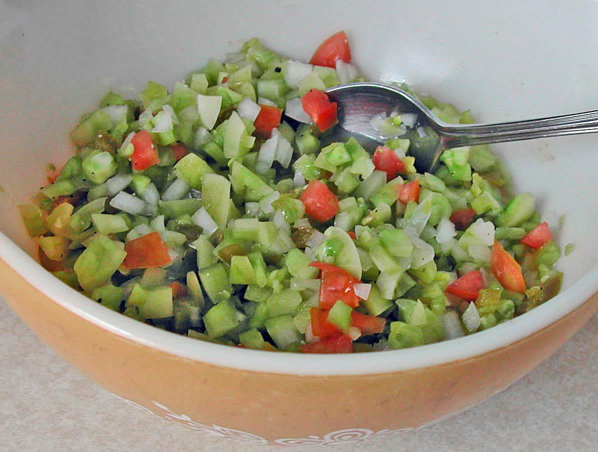 salsa tomato tomatoes recipe recipes