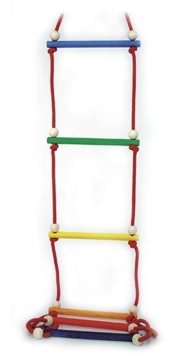Pequefelicidad escaleras y cuerdas para trepar - Escaleras de cuerda ...