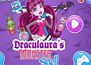 Draculaura Monster Spell