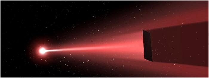 nave espacial viaja proximo da velocidade da luz - explicação