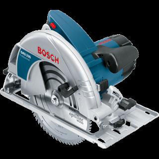 Máy cưa đĩa Bosch GKS 235 Professional