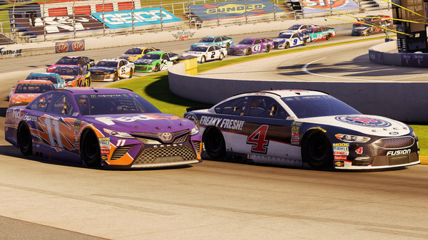 Nascar Heat 3 PC Full