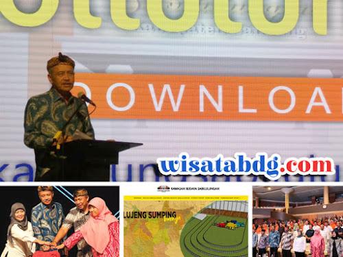 Launching aplikasi Kampung Sabilulungan