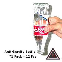 Jual Anti Gravity Bottle