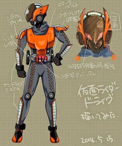 Kamen Rider +maybe weekly Drive updates | Page 14 | Skullheart