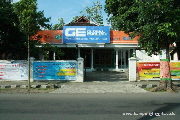 Office Lembaga Global English