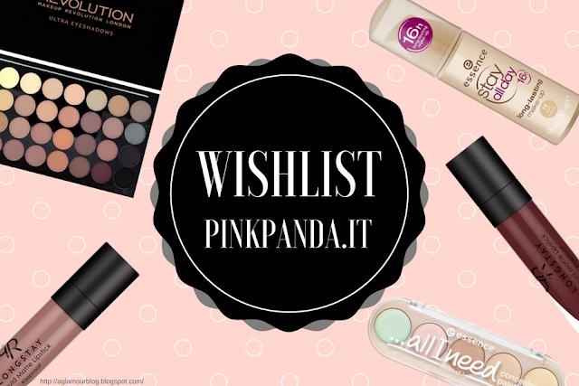 A-Glamour-Blog-Wishlist-sito-PinkPanda.it-lipstick-rossetti-essence-correttori-palette