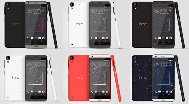 HTC A16 Leaked With New Renders