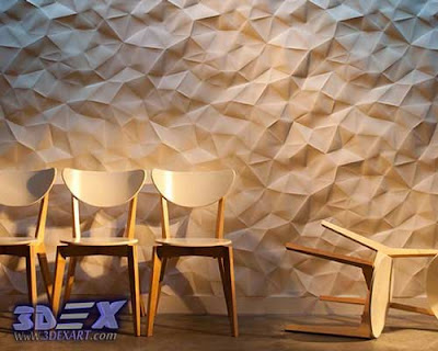 3d gypsum wall panels, 3d plaster wall paneling design, decorative wall panels