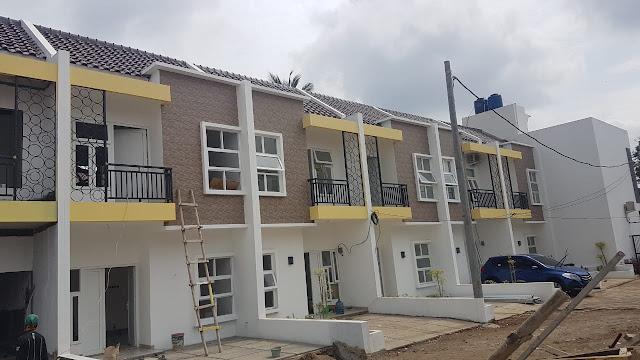 Jual Rumah Cluster Minimalis 2 lantai di Sudimara