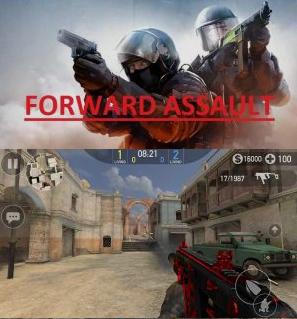 Forward Assault Mod Unlimited Ammo/Money Apk