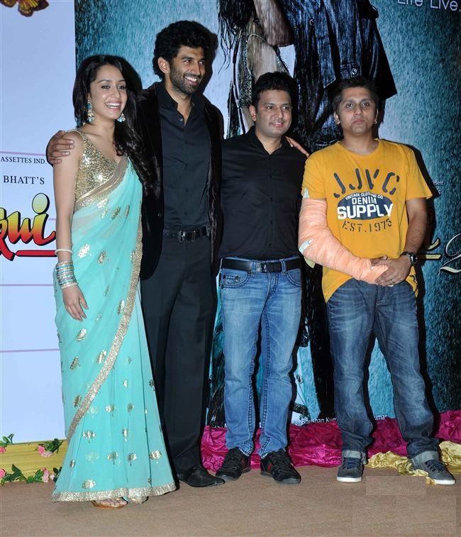 HD Wallpapers: Aashiqui 2 Music Launch HD Images