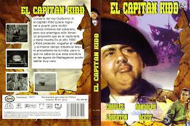 Carátula - El Capitán Kidd 1945