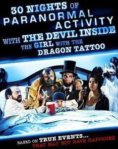 30 noches de actividad paranormal con el diablo dentro de la chica del dragón tatuado en Español Latino