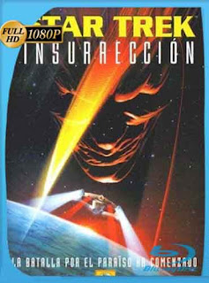 Viaje a las Estrellas 9 (1998) HD [1080p] latino[GoogleDrive] rijoHD