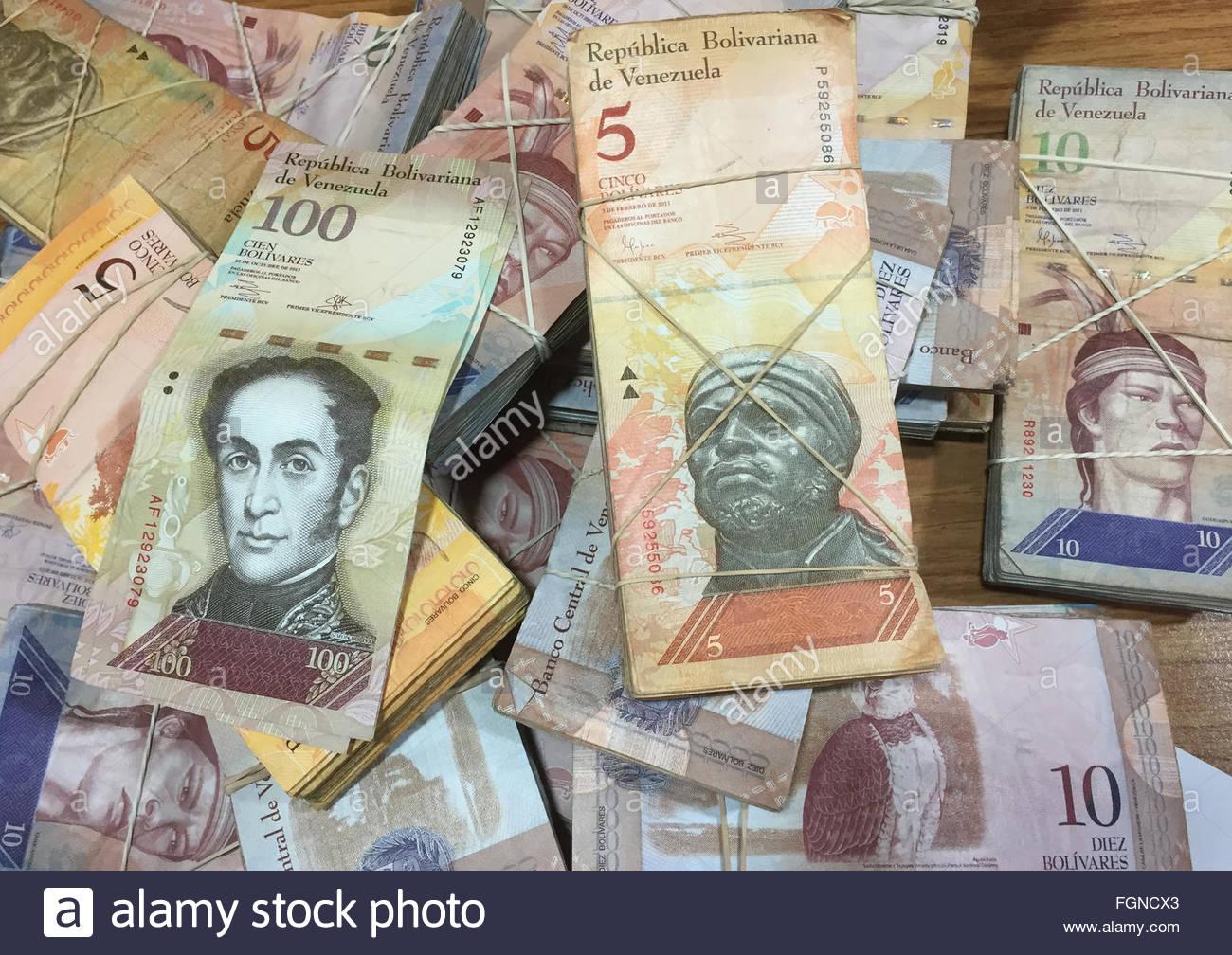 Forex venezuelan bolivar