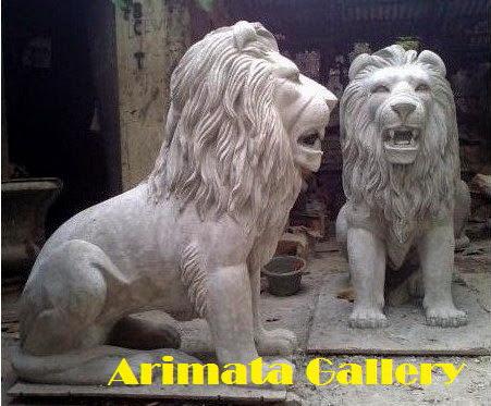harga jual patung singa