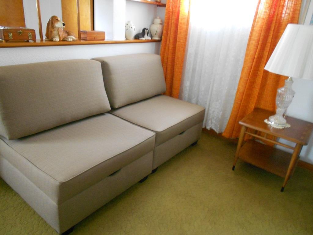 DuoBed Modular Multi-Functional Storage Sleeper Sofa