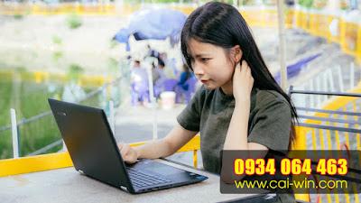 Cửa hàng cài đặt win 7, 8, 10 cho laptop quận 6 TP HCM