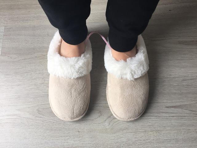 Shoplog Primark en Zara Gent - pantoffels Primark