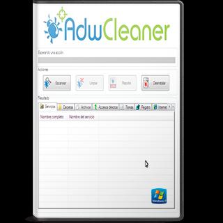 Adwcleaner 6.047 (2017) Elimina adware y toolbars