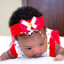 Actress ChaCha Eke-Fanni Shares Adorable Photo Of Her Baby, Kaira