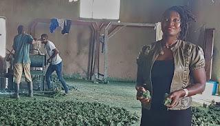 Rudo Mazhande - Soap Maker #Zimbabwe
