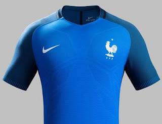 Jersey Perancis Euro 2016