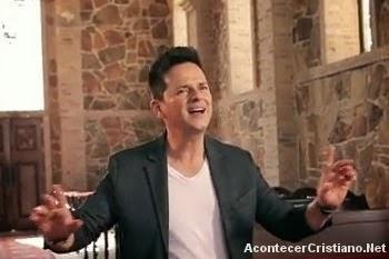 """Danilo Montero presenta video de """"La carta perfecta"""" filmado en una capilla"""