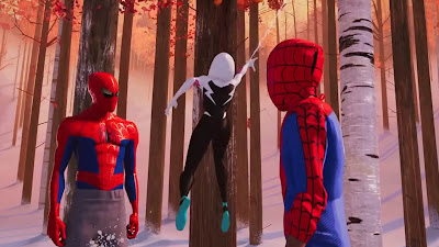 spider man into the spider verse 2018 hd photos