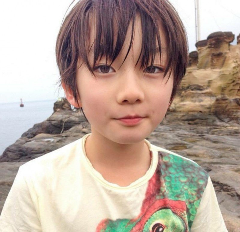 A Kid Ulzzang Who Becomes A Hot Issue In Japan Pannatic - Japanese baby boy hairstyle