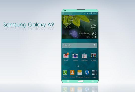 Samsung Galaxy A9 ,akan dibekali dengan layar 1080 pixel ?