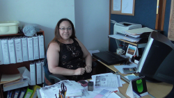Elsie Corredor (Office Manager)