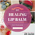 All-natural DIY lip balm for even the most sensitive lips